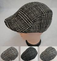 Warm Ivy Cap [Plaid]